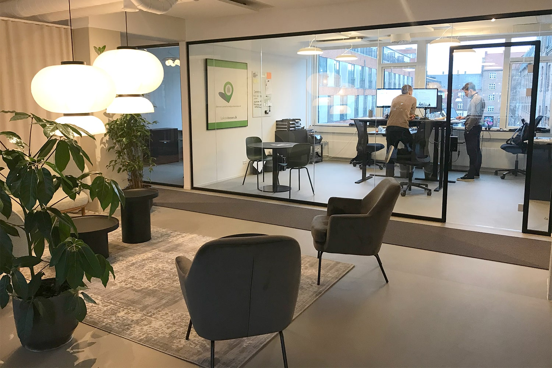 Det danske kontor
