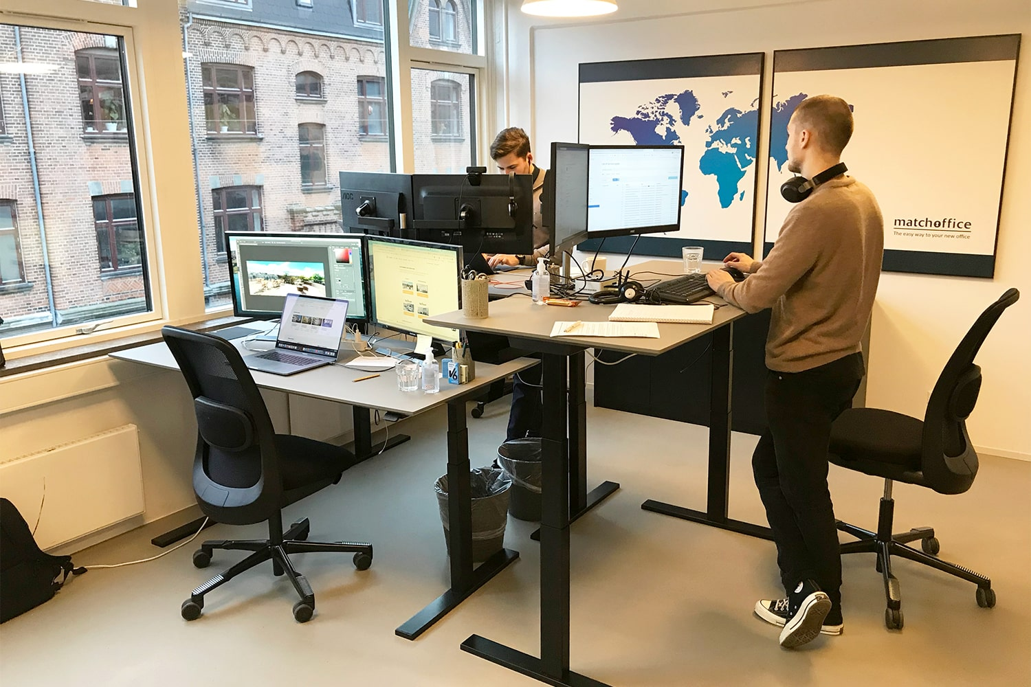 The Danish office