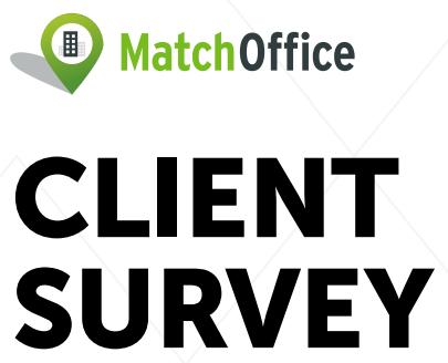 MatchOffice Client Survey Report 2020