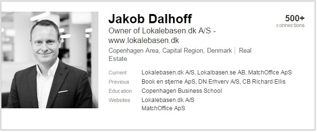 Jakob LinkedIN