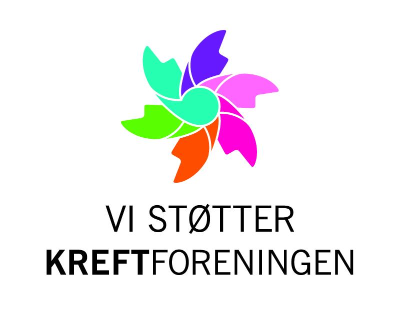 Kreftforeningen.no logo