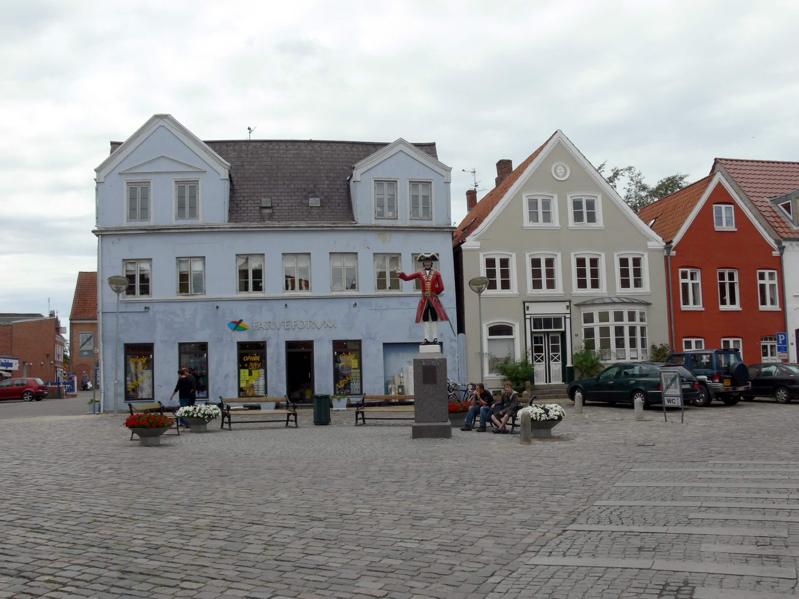 Handelsplads i Tønder