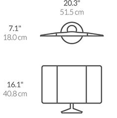 sensor mirror pro wide-view