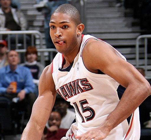 Horford 16 puntos en triunfo de Hawks 96-78 sobre los Raptors