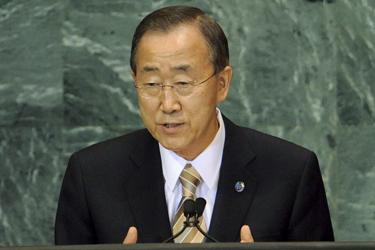 La ONU reafirma su