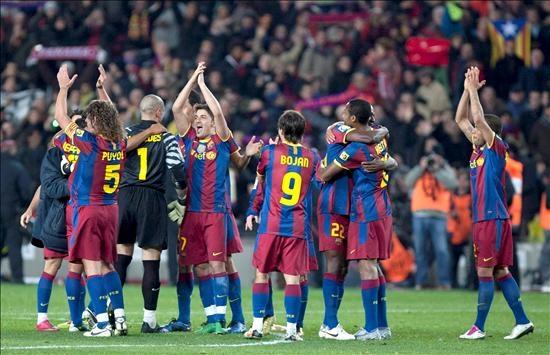 El Barcelona destroza 5-0 al Madrid