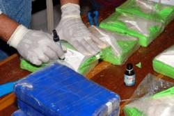 Detienen en España red de colombianos y dominicanos que llevaba cocaína a Canarias