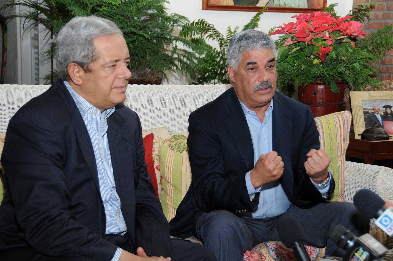 Hatuey y Vargas Maldonado formarían frente antireelección