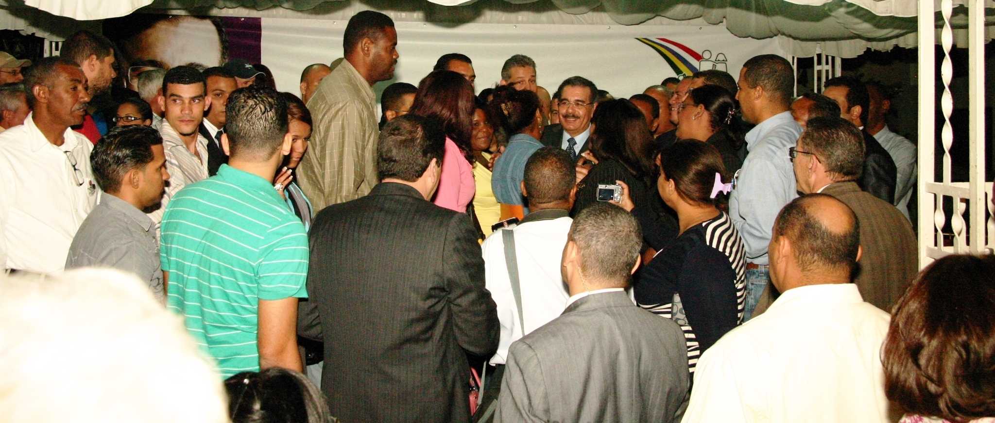 Danilo Medina dice fortalecerá estabilidad y creará bienestar