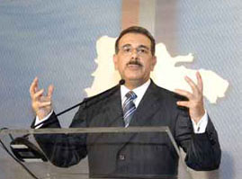 Danilo Medina explica causas incrementan la delincuencia
