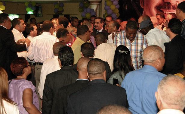 Danilo Medina reitera será el candidato del PLD