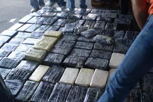 Detienen dominicanos pertenecían banda introducían cocaína en Europa