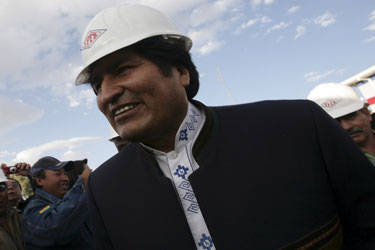 Documentos aseguran que Evo Morales padecería de un tumor