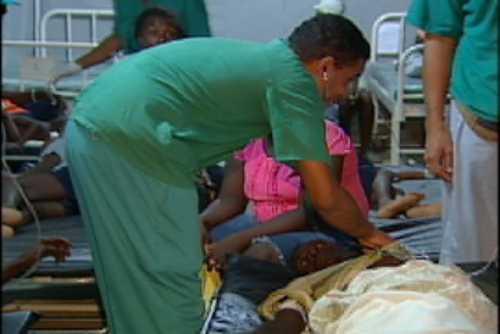 Senadores piden a comunidad internacional no dejar sola RD en combate cólera