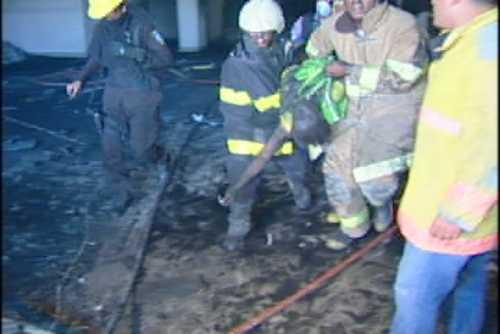 Sepultan en SPM tres de las victimas de explosión de edificio