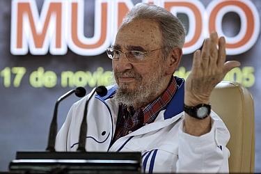 Fidel Castro dice ONU debe movilizar recursos para erradicar cólera en Haití