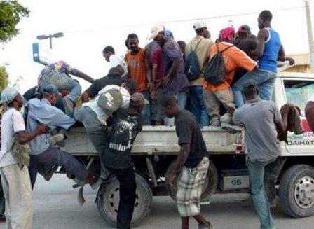 Migración devuelve a cientos de haitianos entraron ilegal a RD