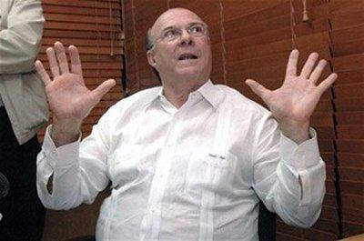 Hipólito rechaza huelga general que llaman los grupos populares