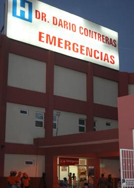 Darío Contreras recibe 70% personas afectadas por accidentes de tránsito