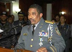 Jefe PN asegura delincuencia ha disminuido 30%