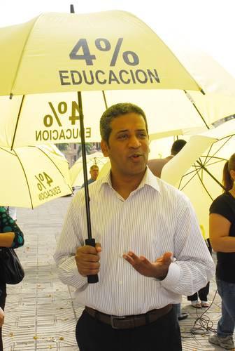Participación Ciudadana denuncia que la Educación no es prioridad para el Gobierno
