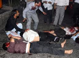 Diez muertos y 45 heridos en un doble atentado suicida en Irak