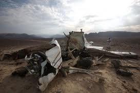Dos muertos al caer una avioneta oficial que detectaba plantíos ilegales