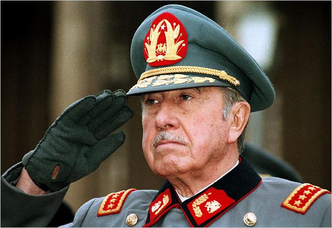 Atentado contra Pinochet en 1986 se planeó tomando a ETA como modelo