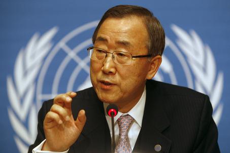Ban Ki-Moon: Corrupción es una amenaza para el desarrollo, la democracia y la estabilidad