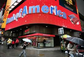 Bank of America pagará US$9.300 MM a EEUU por hipotecas