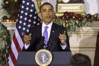 Obama se reúne con el comando que mató a Bin Laden