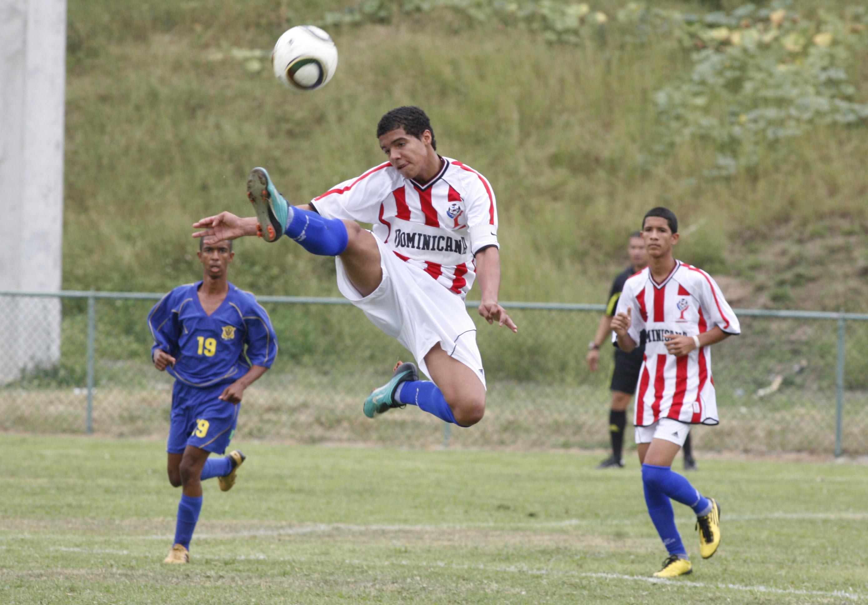 Selección de fútbol sub-17 RD disputará la final contra H