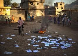 Tensa calma en Haití tras disturbios que dejaron cuatro muertos