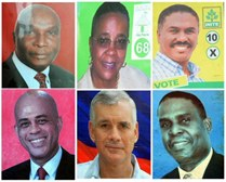 Principal candidata de Haití critica al consejo electoral
