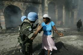 ONU categórica: Faltan pruebas para decir que los cascos azules llevaron cólera a Haití