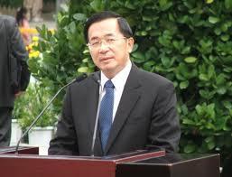 Ex presidente taiwanés Chen Shui-bian pasará 17 años y medio en la cárcel por corrupción