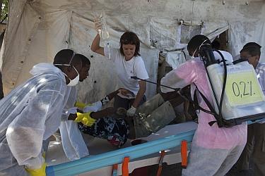 Ya son 2,901 los muertos por cólera en Haití