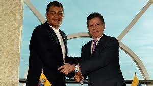 Bogotá y Quito dan por superada ruptura con intercambios copias credenciales