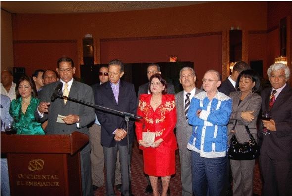 Corriente Balaguerista aboga por acuerdo de unidad PRSC