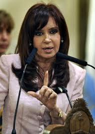 Fernández crea Ministerio de Seguridad en medio de grave conflicto social