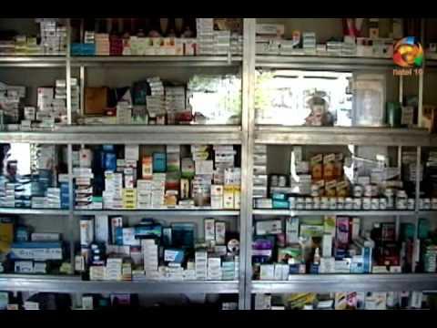 Desconocidos roban más de 400 mil pesos en medicamentos a una farmacia