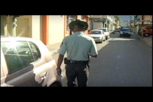 Enfrentamientos entre motoconchistas y AMET no terminan en Jarabacoa
