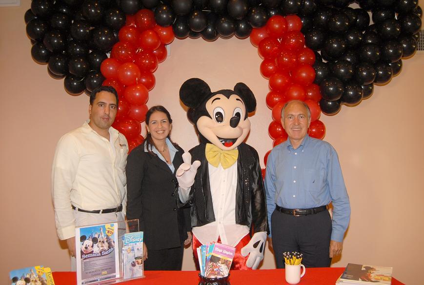 "Turinter L´Alianxa lanza paquete turistico ""Walt Disney World Semana Santa"""