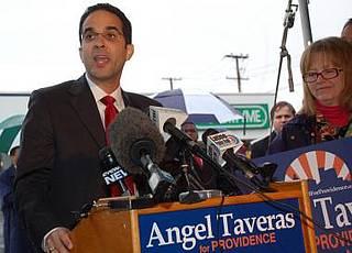 Dominicano  Taveras electo Alcalde de Providence