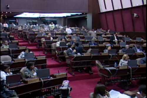 Legisladores culpan a presidente SCJ de tranque en TC