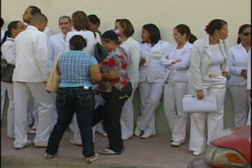 Médicos reclaman mejores condiciones para trabajar en el Hospital Padre Billini