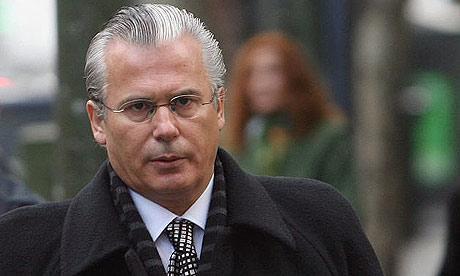 Colombia estudia fichar al juez Garzón como asesor en derechos humanos