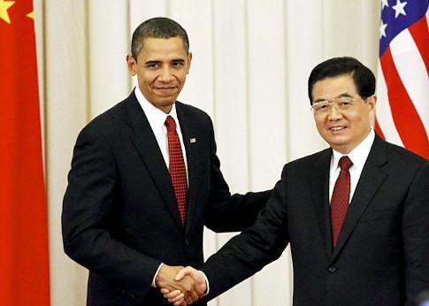 China califica de éxito la visita de Hu a EEUU y elude derechos humanos