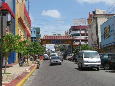 Comerciantes del Barrio Chino piden a Sala Capitular permitir parqueos en la zona