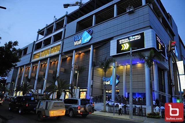 Asaltan el cine de exclusiva plaza Blue Mall